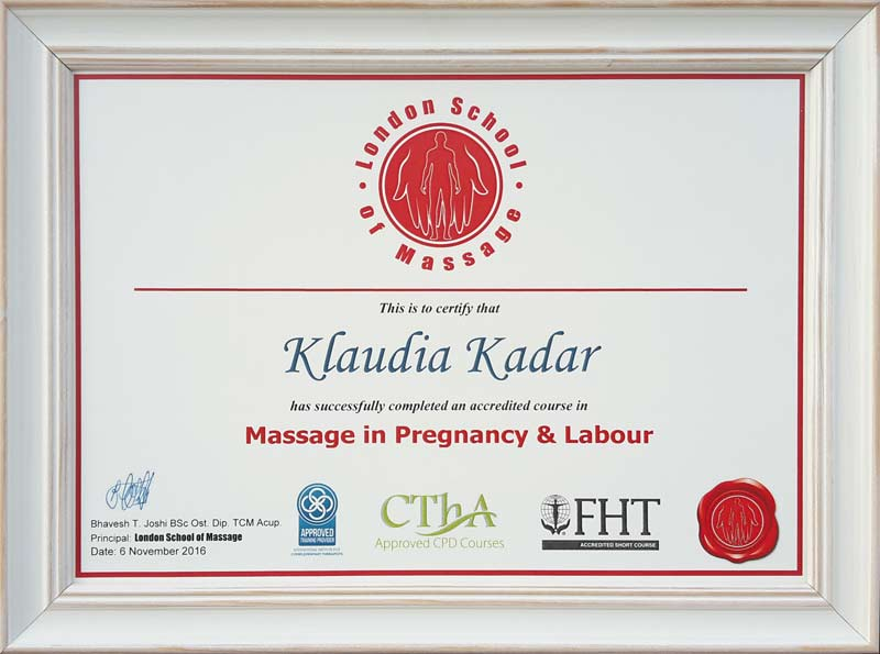 Pregnany_Massage_Diploma_London_Klaudia_Walker_Kadar