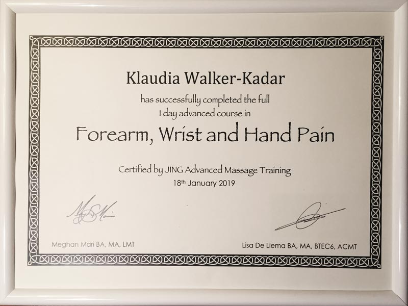 Forearm_Wirst_Hand_Pain_London_Klaudia_Walker_Kadar
